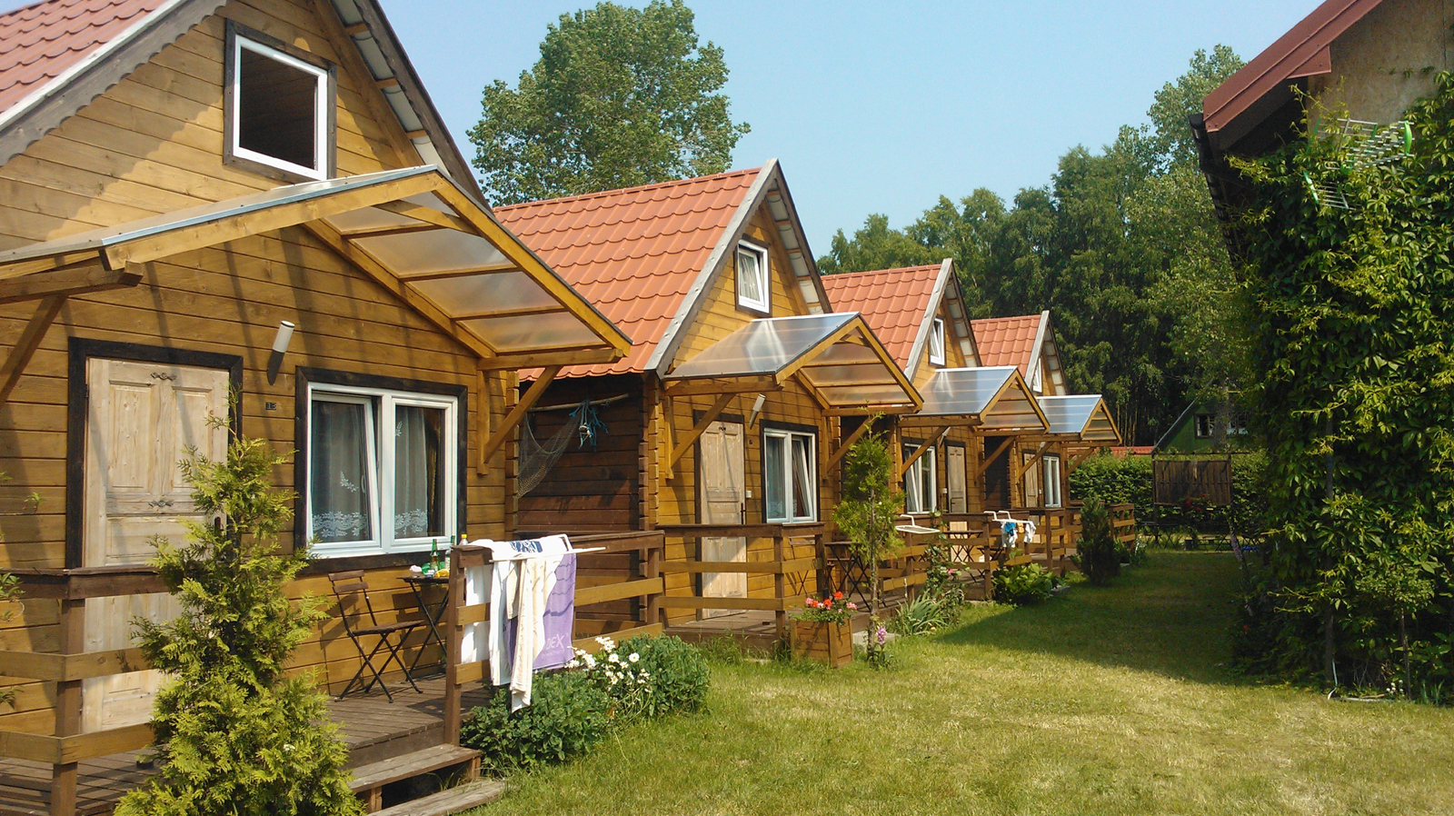 Budowa domków od A do Z